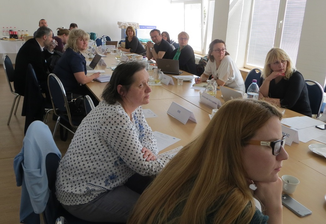 13SG MEETING, BRATISLAVA, 26-27 APRIL 2017