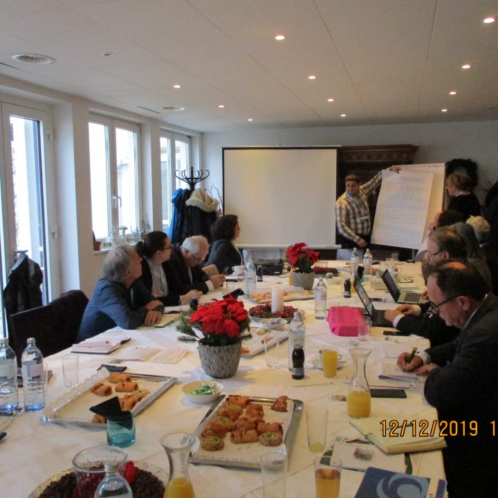 WE PASS Project – 1st Stakeholder Workshop