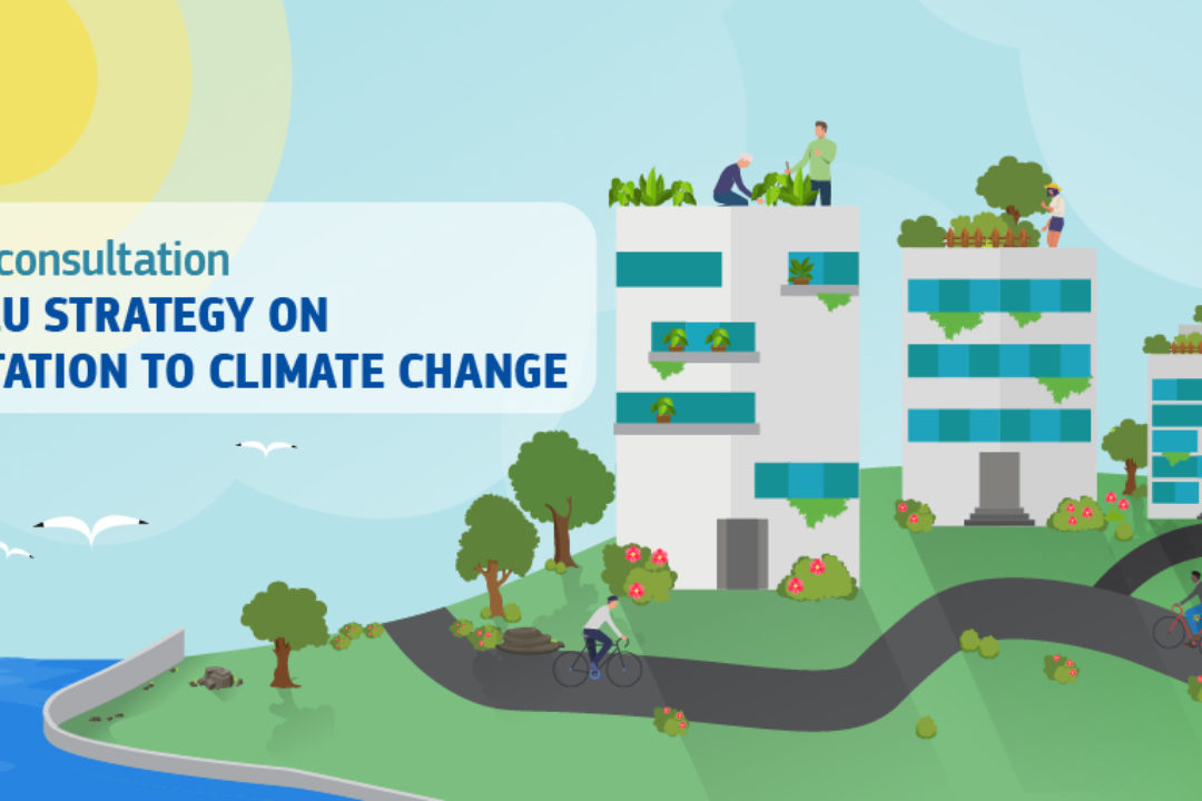 Public consultation ongoing by EC on climate change