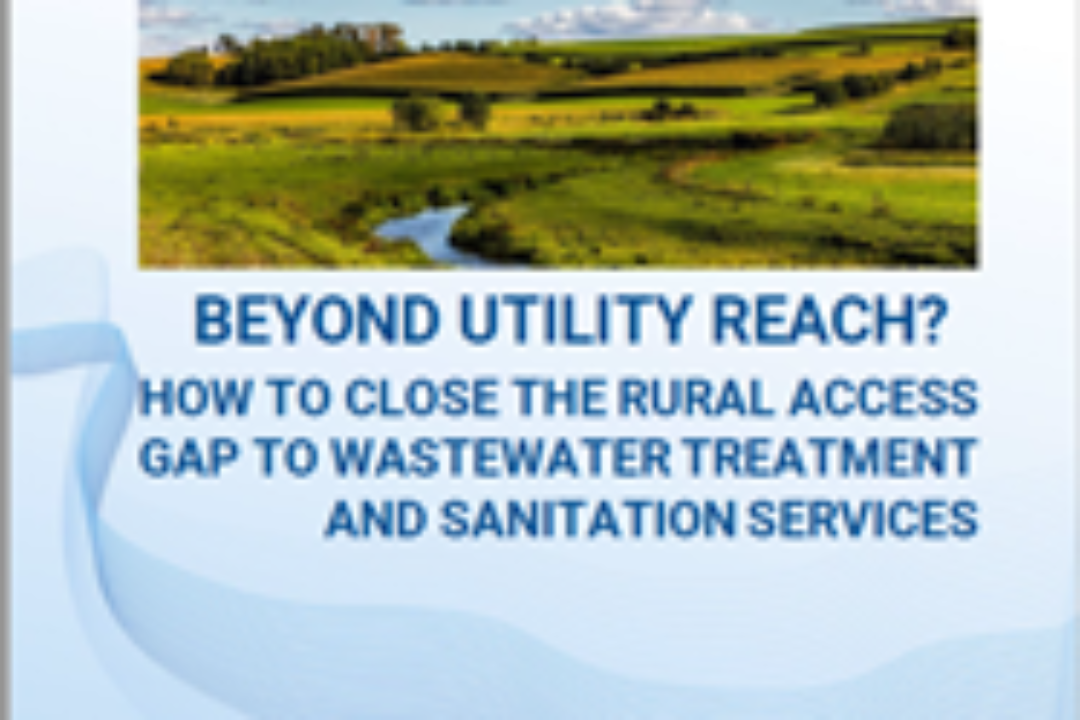 Rural Wastewater Workshop: Beyond Utility Reach?