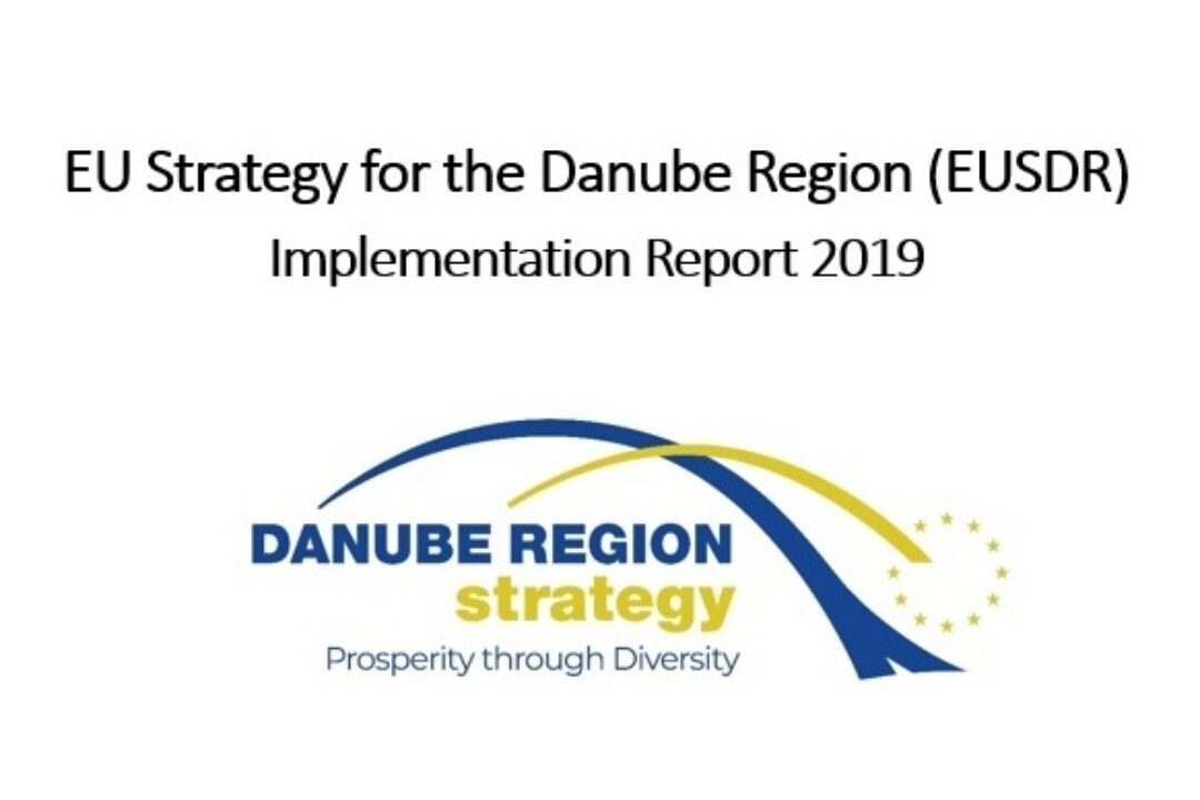 EUSDR Implementation Report 2019 available!